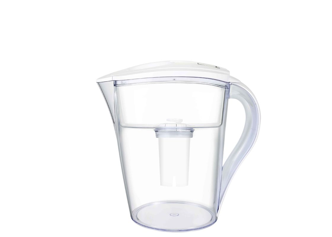 3.8L Universal Water Filter Jugs Anti Seepage Design CE / ROHS Certification