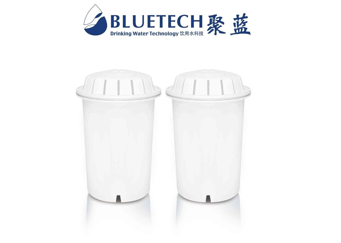 Bluetech PH Increasing Alkaline Water Filter Cartridge For Pitchers , Food Grade